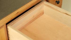 Cabinets: Extended Drawers
