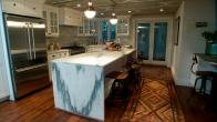Crisp Tribal-Inspired Kitchen