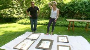 Upcycling Picture Frames