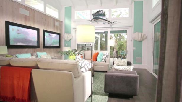 Hgtv Smart Home 2013 Living Room Videos Hgtv Smart Home