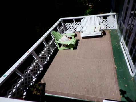 Redesign Deck to Outdoor Patio
