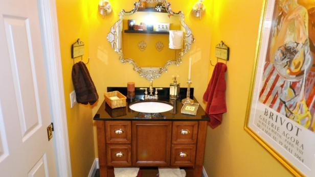 Powder Room Designs Video