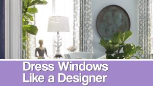 Layering Window Treatments