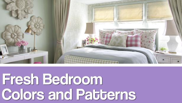 Cozy, Cottage-Style Bedroom Decorating Ideas | HGTV