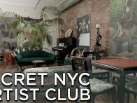 Secret NYC Artists' Loft