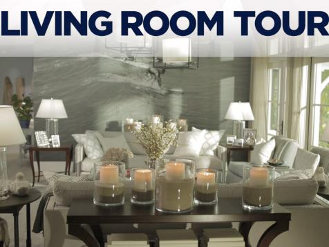 Tour the HGTV Dream Home 2016 Living Room