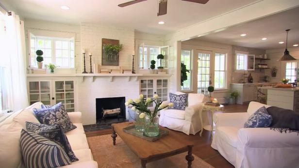 Fixer Upper Web Exclusive Video Joanna S Design Tips