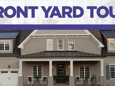 Front Yard Tour from HGTV Smart Home 2016
