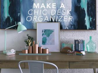 How To Decorate Your Cubicle At Work Hgtv S Decorating Design