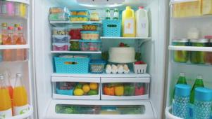 Refrigerator Storage Hacks