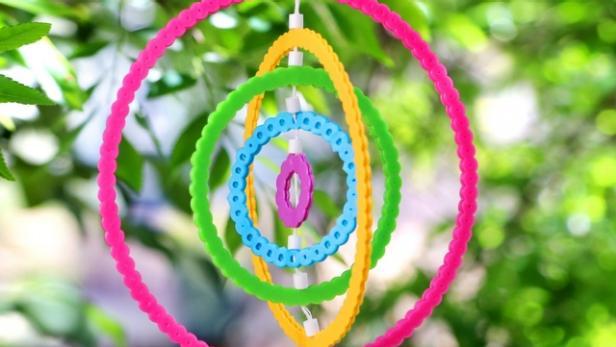 Diy Wind Spinners Video Hgtv